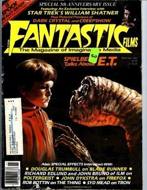 Fantastic Films #31 November 1982