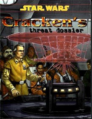 Star Wars Cracken's Threat Dossier 1997