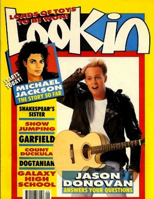 Look-in Junior TV Times #44 October 28, 1989 UK