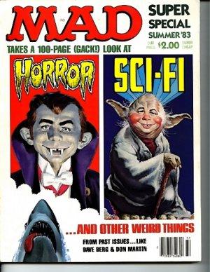 Mad Summer Special #43 1983