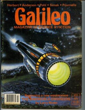 Galileo magazine of science fiction #13 July 1978
