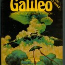 Galileo magazine of science fiction #11-12 1978