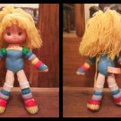 Poseable Rainbow Brite Doll