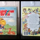 Rainbow Brite and the Brook Meadow Deer Book