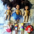 Small Doll Lot (Mattel, McDonalds, SSC)