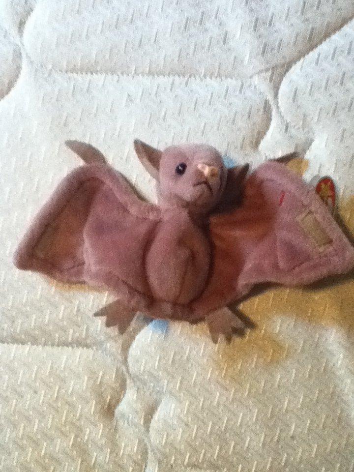 TY Beanie Baby Batty