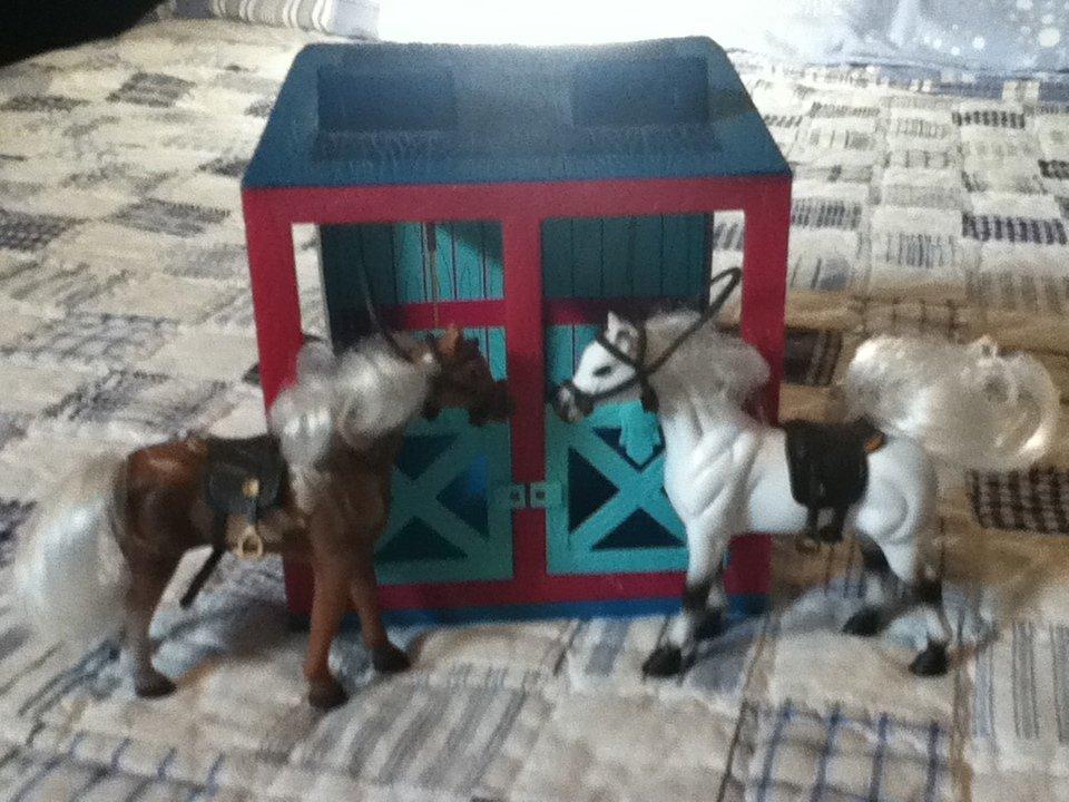 Kid Kore Horses and Barn