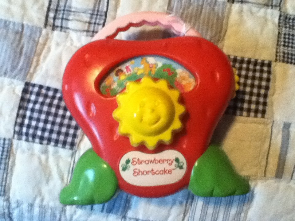 Strawberry Shortcake Music