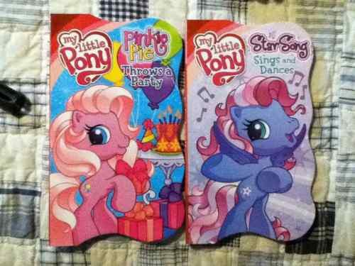 My Little Pony G3.5 Books