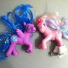 My Little Pony G3 Island Delight and Glitter Glide