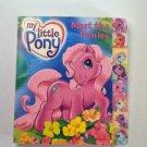MLP Meet The Ponies Book