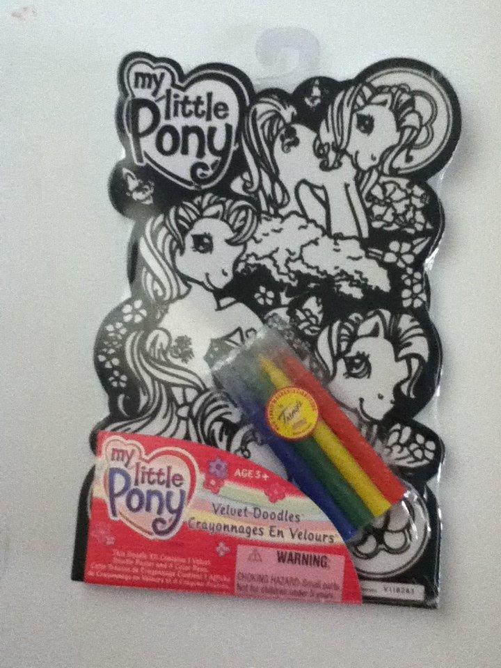 MLP Velvet Doodle