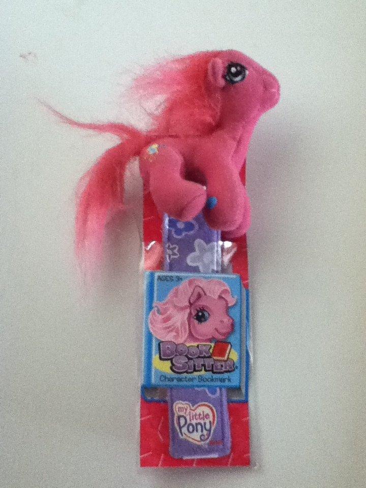 MLP Pinkie Pie Bookmark