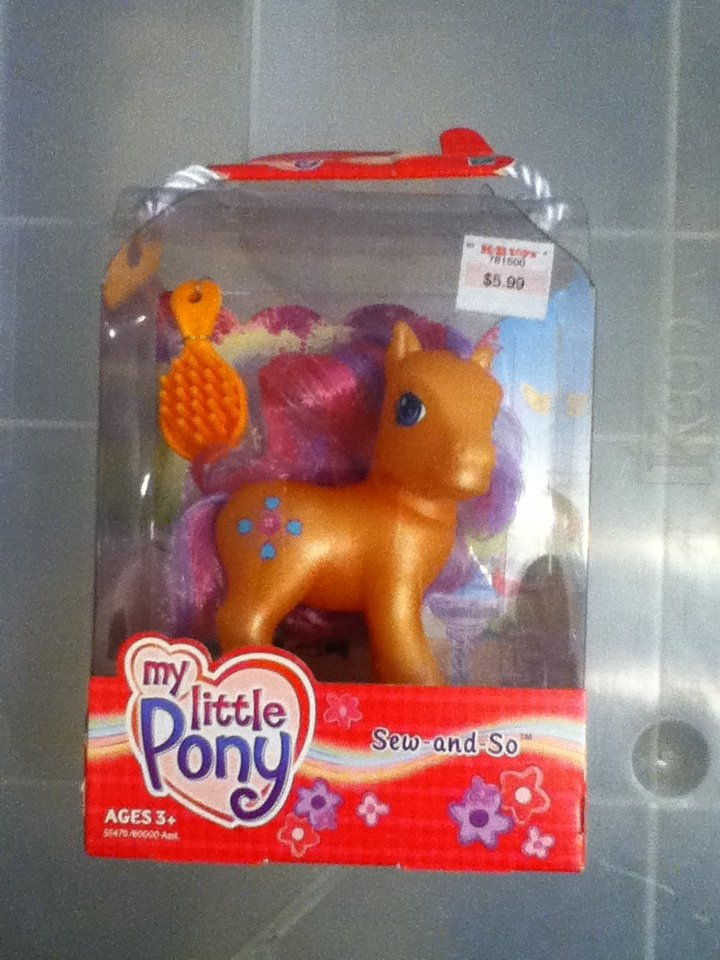 MLP Sew-and-So