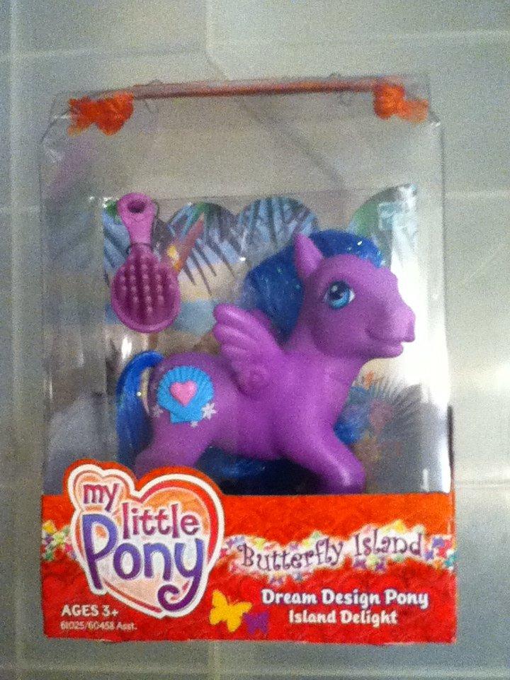 My Little Pony Island Delight