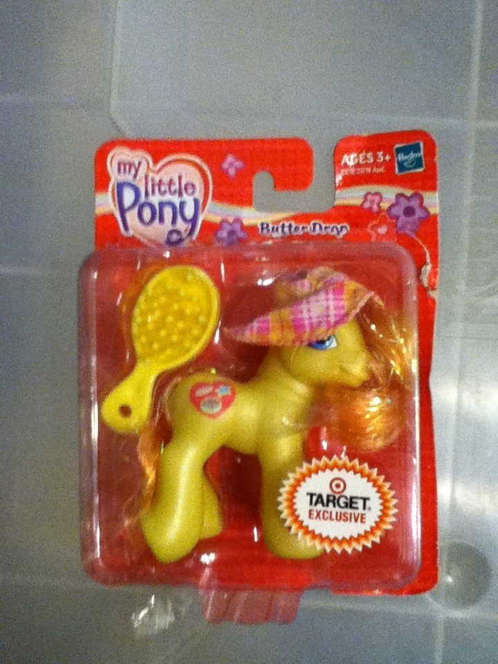My Little Pony Baby Butter Drop