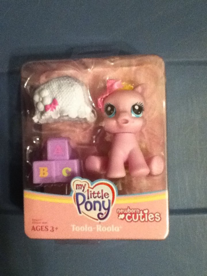 My Little Pony Newborn Cutie Toola-Roola