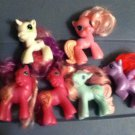 My Little Pony G3 and G3.5 McDonalds Lot