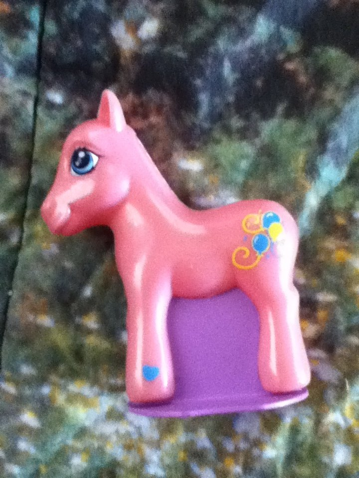 My Little Pony Pinkie Pie Playdough