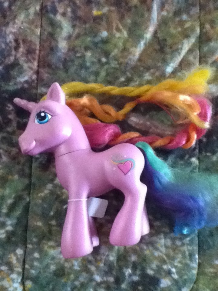 My Little Pony G3 Styling Rarity