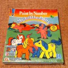 My Little Pony G1 Paint By Number