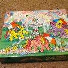 "My Little Pony G1 Puzzle ""Rainbow Curl Ponies"""