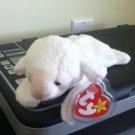 TY Beanie Baby Fleece Lamb