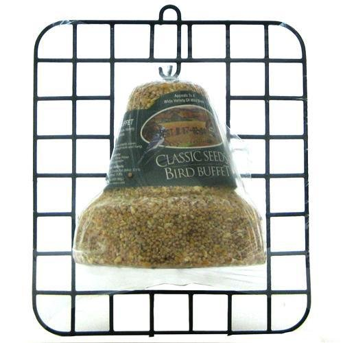 Bird Buffet Bell bird feeder