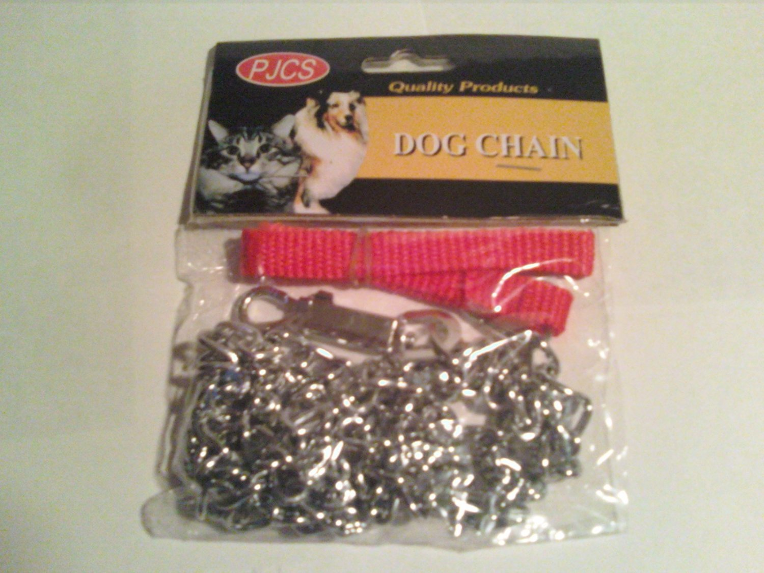 "48"" Chain Dog leash (for small -med.size dogs)"