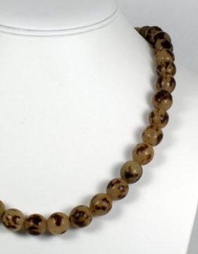 Monk Bead Necklace