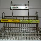 VINTAGE METAL SIGN WRIGLEY'S GUM RACK