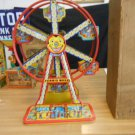 Vintage Toys J. Chein Wind Up Ferris Wheel Hercules No. 172 with Orig. Box