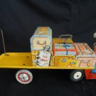 Vintage Wind Up Toys Unique Art Finnegan U.S. Mail Postage Baggage Vehicle 702
