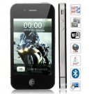 C12 GSM+CDMA Dual Cards with Wifi GPS Java Capacitive 3.5 inch Touch Screen Cell Phone