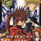 GUILTY GEAR DOUJINSHI / Magic or Die? / all character humor anthology