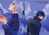 DARKER THAN BLACK DOUJINSHI / RAIN / Hei x Yin