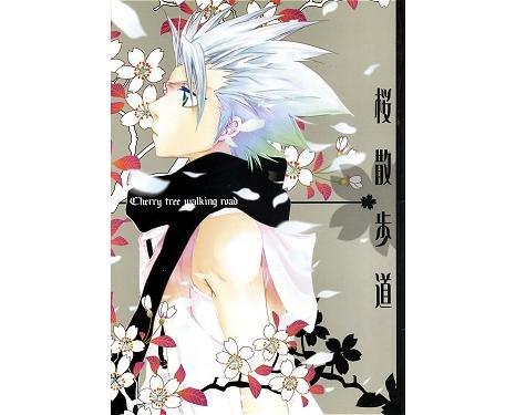 BLEACH DOUJINSHI / Sakura Sanpomichi / Hitsugaya x Matsumoto