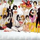 BLEACH DOUJINSHI / mar/e calendar / Ulquiorra x Orihime mar/e