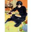 DARKER THAN BLACK DOUJINSHI / Awa tan Henshuu / Hei x Yin, Amber, November, July