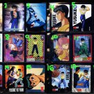YU YU HAKUSHO 127 card lot + extras