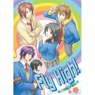 HAKUOUKI DOUJINSHI / Fly High! / Okita x Chizuru, all character SSL