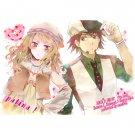 TIGER & BUNNY DOUJINSHI / Patina! / Koutetsu x Karina, Wild Tiger x Blue Rose