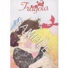 REBORN DOUJINSHI / Fragola / Hibari x Haru