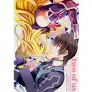 TALES OF XILLIA DOUJINSHI / Two of Us / Jude x Milla