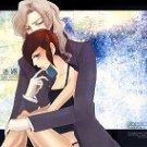 TIGER & BUNNY DOUJINSHI / 2 Yuri/Kaede novels / Yuri x Kaede