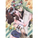 POKEMON DOUJINSHI / Nameless Prince and Princess Anthology / N x Touko White Hilda