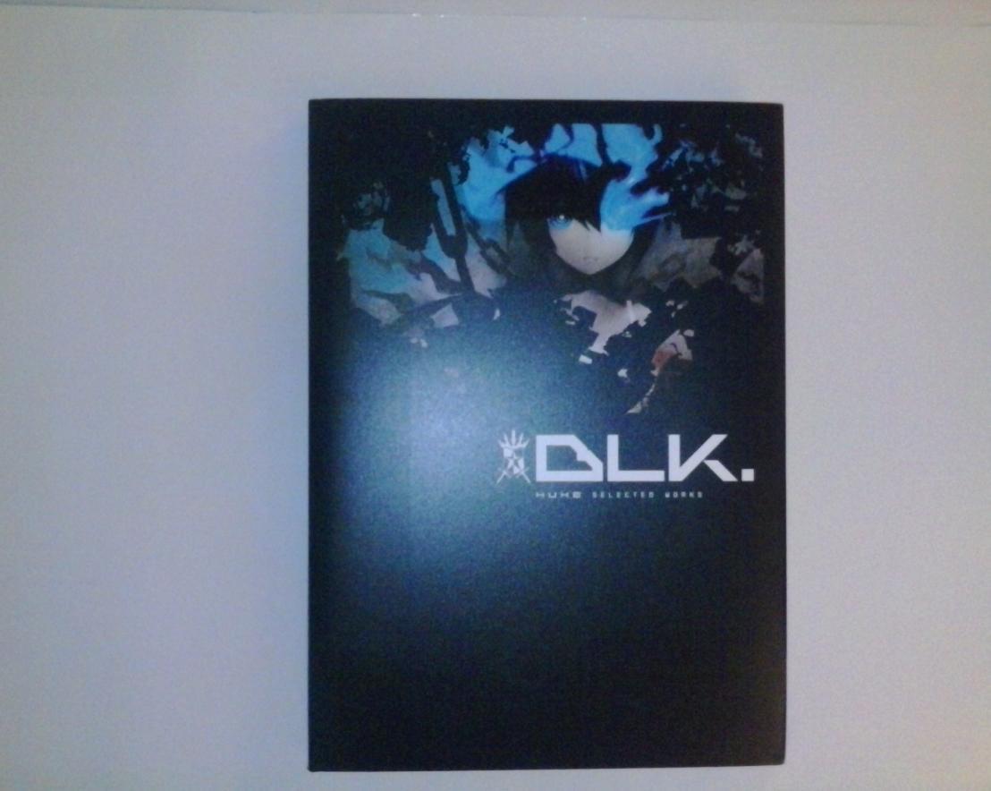 BLK. huke selected works artbook