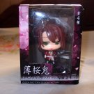 HAKUOUKI Okita Souji grinning version Mini Display Figure Vol 2