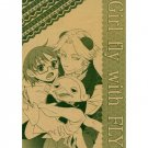 YONDEMASU YO AZAZEL-SAN DOUJINSHI / Girl Fly with FLY / Beelzebub x Sakuma