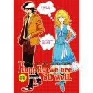 TIGER & BUNNY DOUJINSHI / Happily we are all well / Koutetsu x Karina, Wild Tiger x Blue Rose